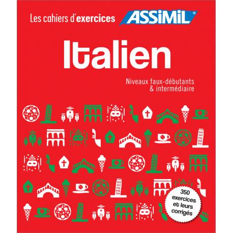 Coffret Italien faux-débutants & intermédiaire