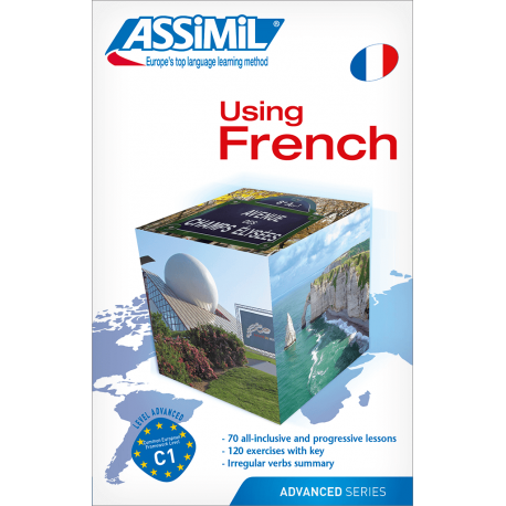 Using French (livre seul)