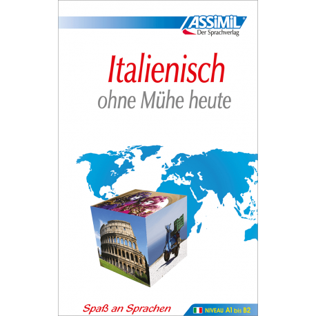 Italienisch ohne Mühe heute (livre seul)