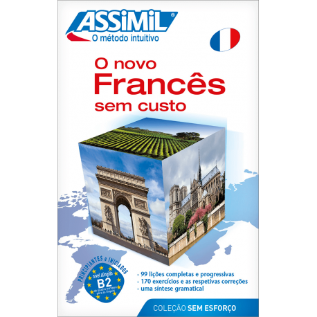 O novo Francês sem custo (livre seul)