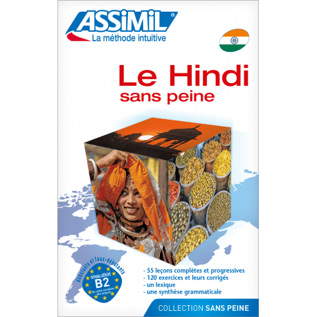Le hindi sans peine (book only)