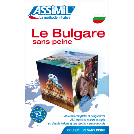 Le bulgare sans peine (book only)