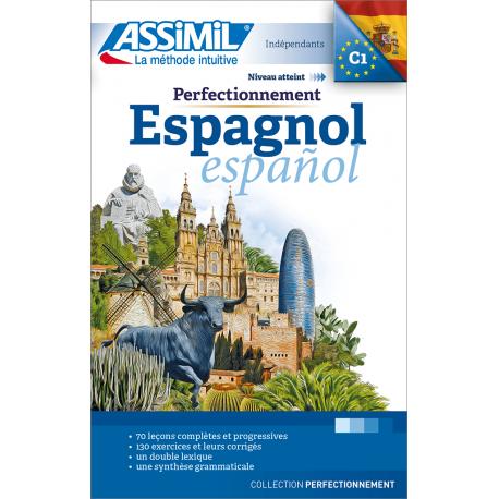 Perfectionnement Espagnol (livre seul)