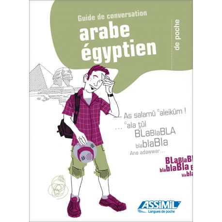 Arabe égyptien de poche