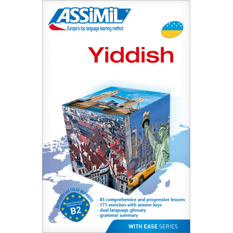 Yiddish (book only)