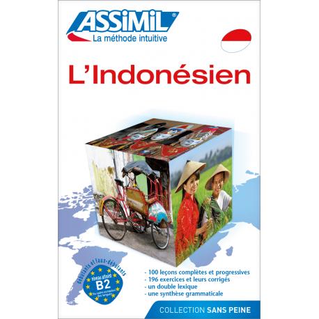L'indonésien (livre seul)