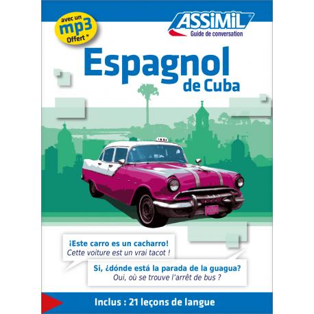 Espagnol de Cuba (guide seul)