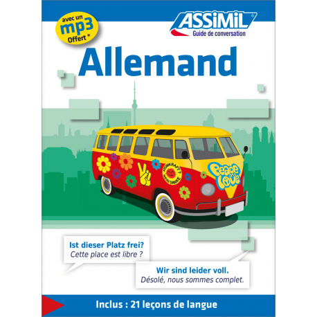 Allemand (phrasebook only)