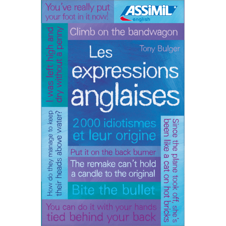 Les expressions anglaises
