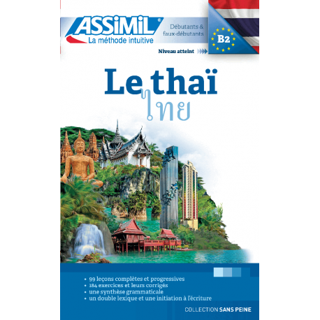Le thaï (book only)