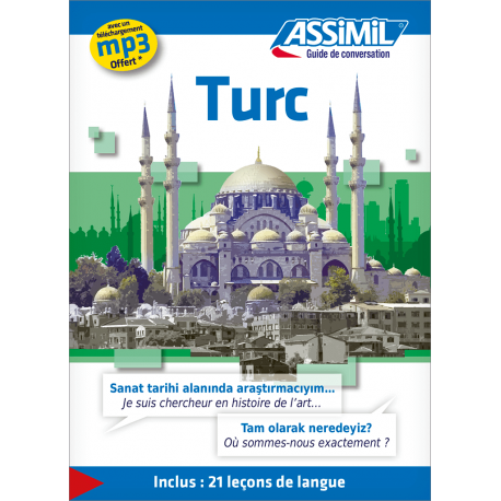 Turc (phrasebook only)