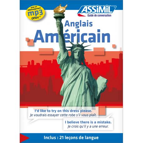 Anglais américain (guide seul)