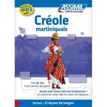 Créole martiniquais (phrasebook only)