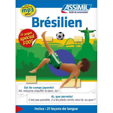 Brésilien (phrasebook only)