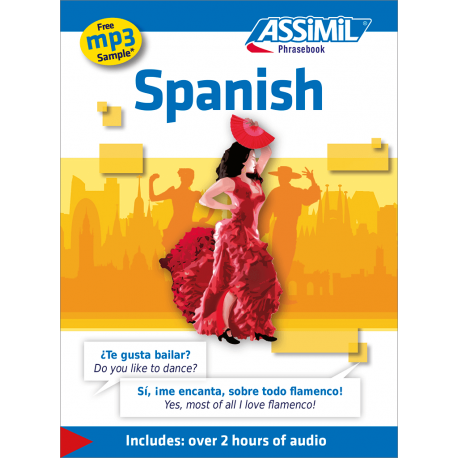 Spanish (phrasebook only)