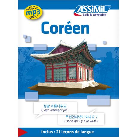 Coréen (guía sola)