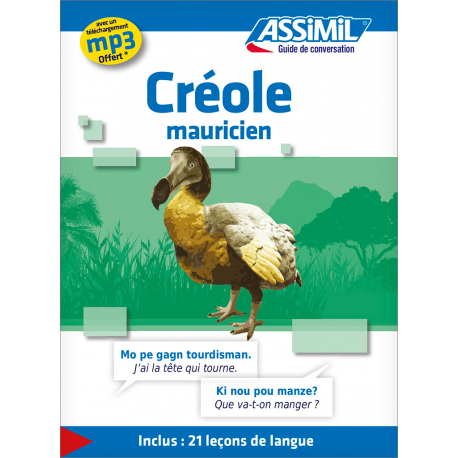 Créole mauricien (phrasebook only)