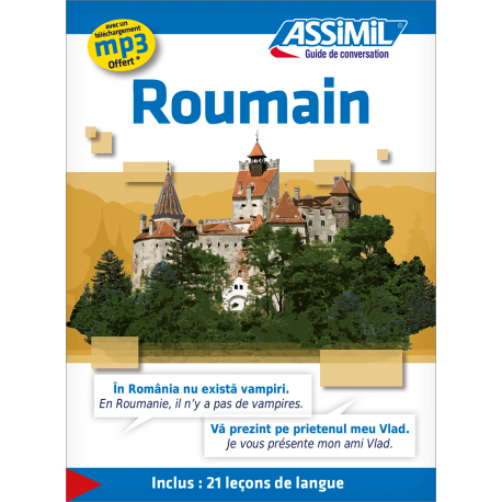 Roumain (phrasebook only)