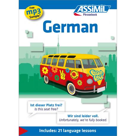 German (phrasebook only)