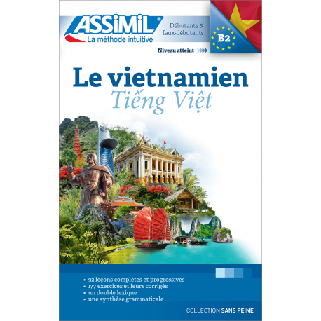 Le vietnamien (livre seul)