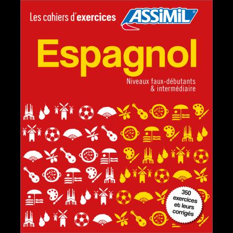 Coffret Espagnol faux-débutants & intermédiaire
