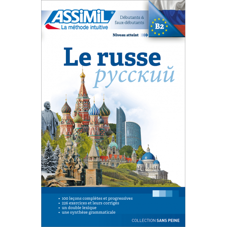 Le russe (book only)