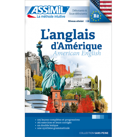 L'anglais d'Amérique (libro solo)