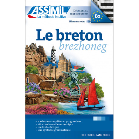 Le breton (book only)