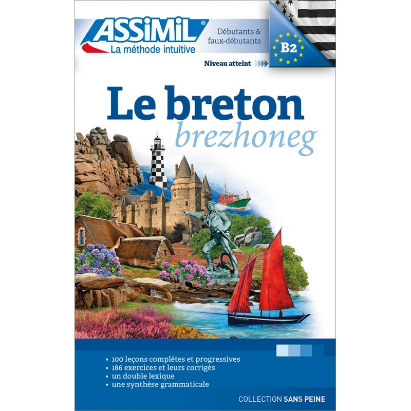 Le Breton Apprendre Le Breton En Livre Assimil