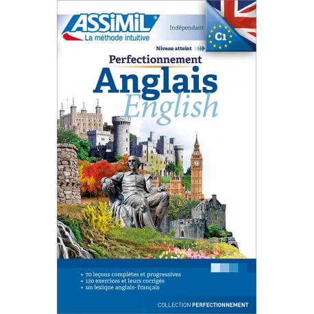 Perfectionnement Anglais (livre seul)