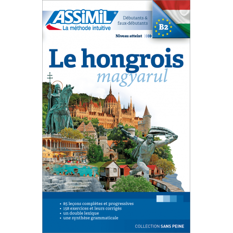Le hongrois (book only)