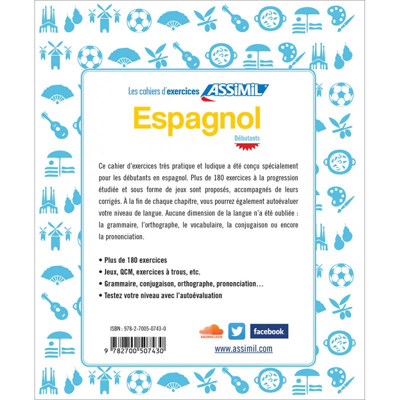 Espagnol Exercices Debutants Assimil