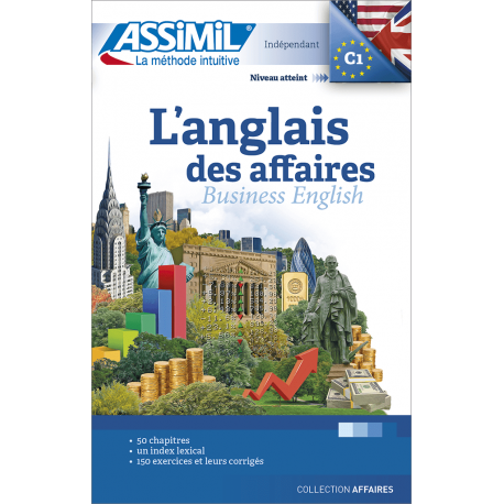 L'anglais des affaires (book only)