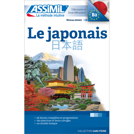 Le japonais (book only)