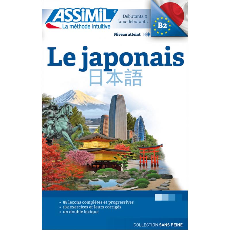 Le Japonais Apprendre Le Japonais En Livre Assimil