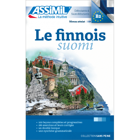 Le finnois (livre seul)