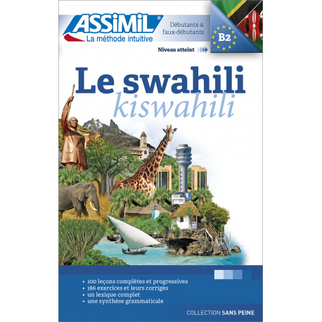 Le swahili (book only)
