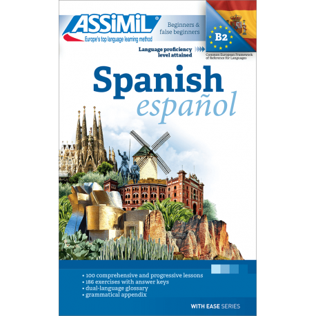 Spanish (book only)