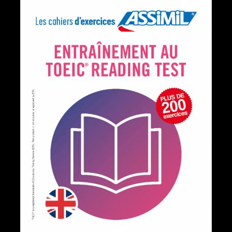 Entraînement au TOEIC® Reading Test