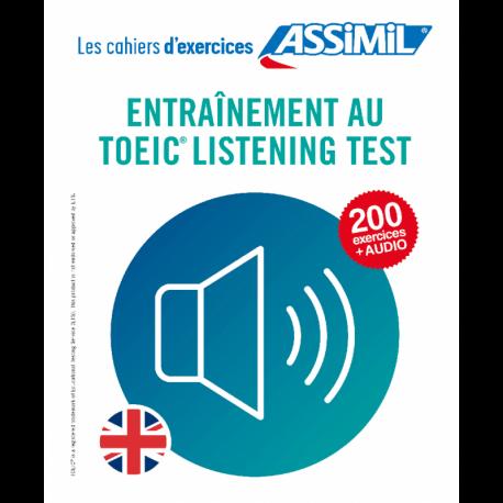 Entraînement au TOEIC® Listening Test