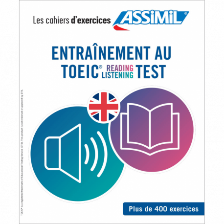 Entraînement au TOEIC® Reading & Listening Test