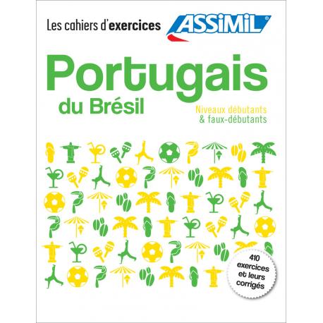 Coffret Portugais du Brésil débutants & faux-débutants