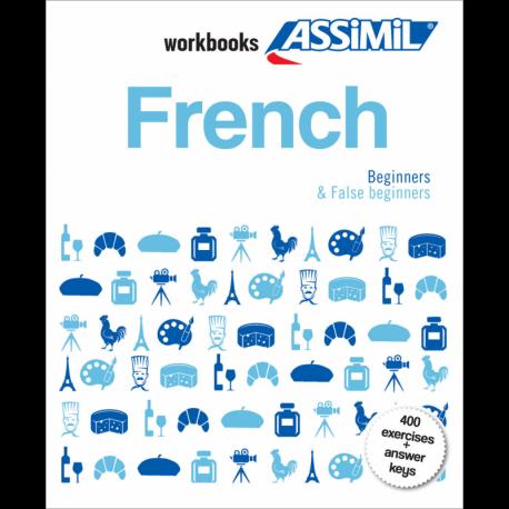 French workbook box set Beginners & False Beginners