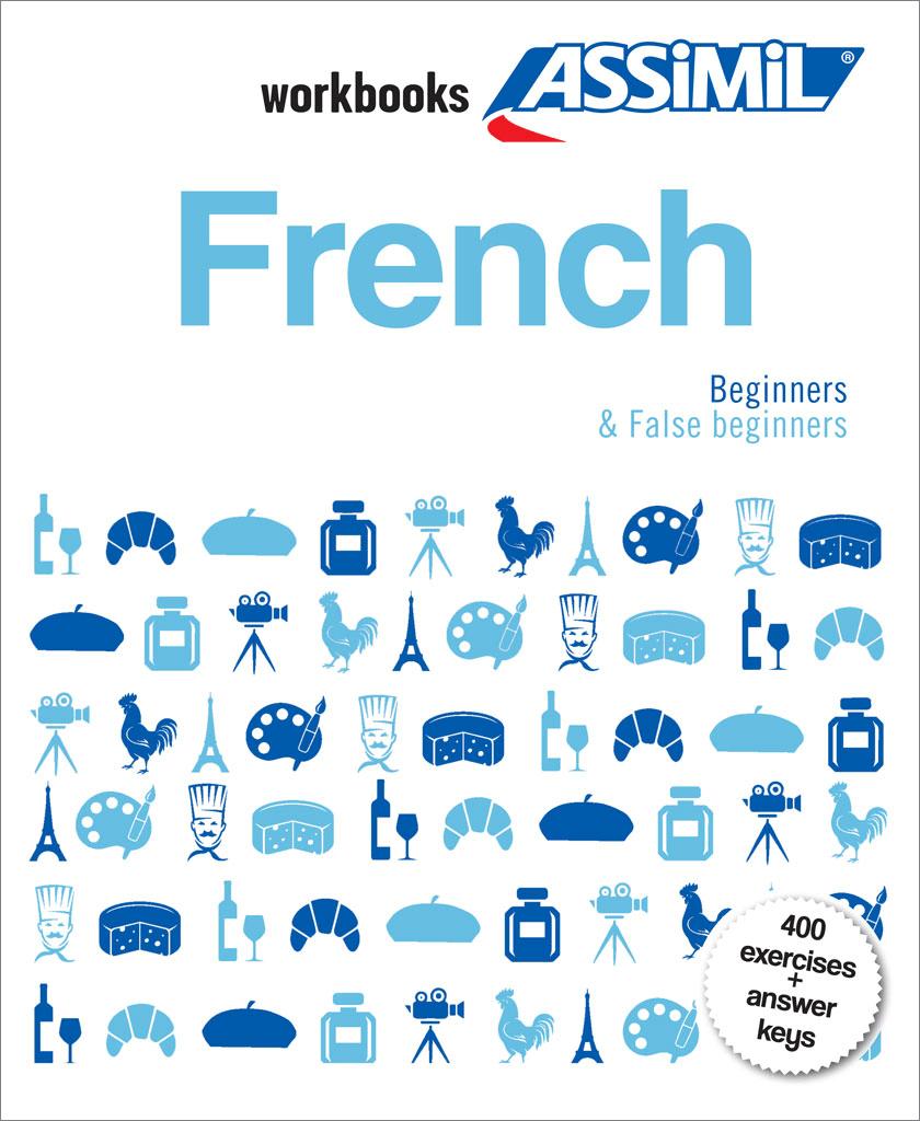 French workbook box set Beginners & False Beginners - assimil.com