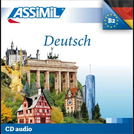 Deutsch ohne Mühe heute (CD audio Allemand)