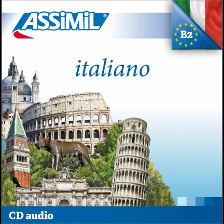 Il nuovo Italiano senza sforzo (Italian audio CD)