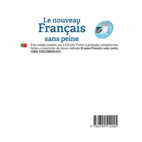 Le Nouveau Français sans peine (French audio CD)