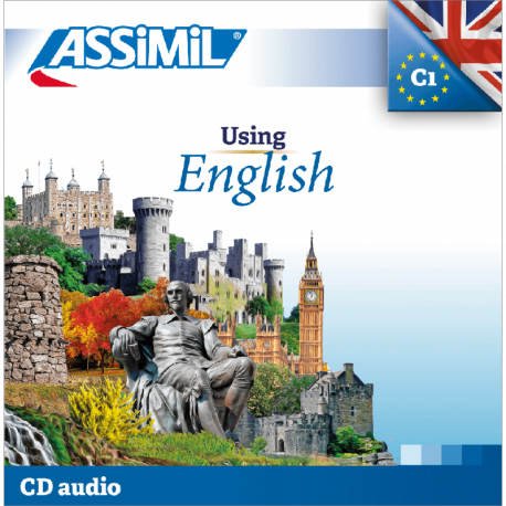 Using English (CD audio perfeccionamiento inglés)