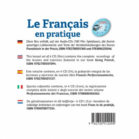 Le Français en pratique (Using French audio CD)