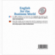 English for the Business World (CD audio Anglais des affaires)